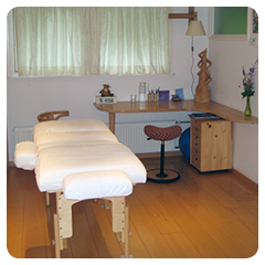 praktijk Massagetherapie Alize in Sint Pancras